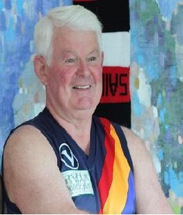 Seniors Ted Burke
