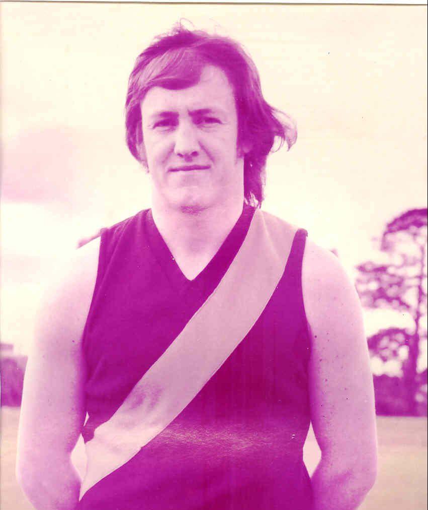 Mick Follett 1974